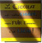 Citation chocolat